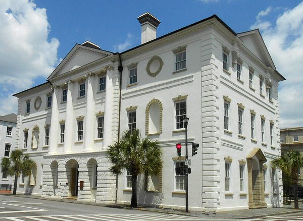 Fun things to do in Charleston : Charleston County Courthouse.