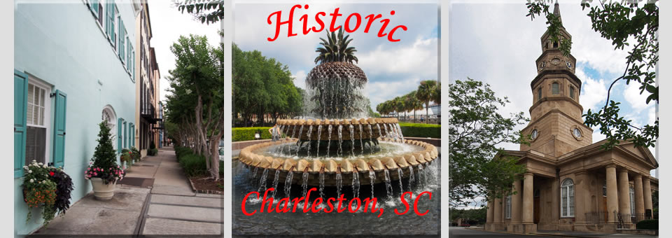 Fun Things to do in Charleston SC