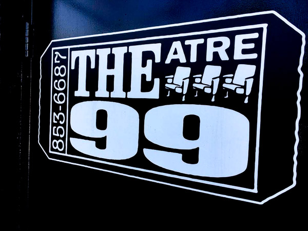 Fun things to do in Charleston : Theater 99.