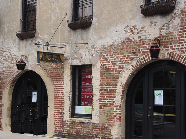 Fun things to do in Charleston : Footlight Players Theater.