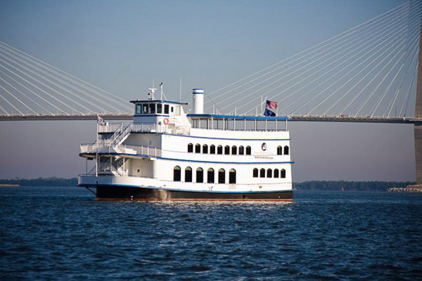 Fun things to do in Charleston : SpiritLine Cruise.