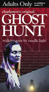 Ghost Hunt Tours in Charleston SC.