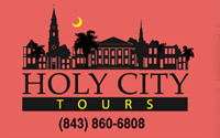 Fun things to do in Charleston : Holy City Tours.