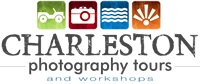Charleston Photography Tours in Charleston SC.