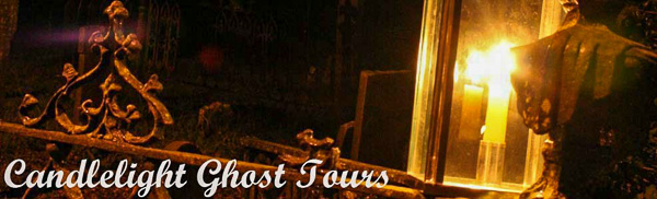 Fun things to do in Charleston : Candlelight Ghost Tours - Ghosts of the South.